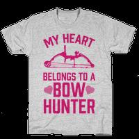 My Heart Belongs To A Bow Hunter
