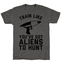 Train Like You've Got Aliens To Hunt