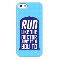 Run Like The Doctor Just Told You To Phonecase