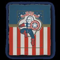 The Star Spangled Man (Blanket)