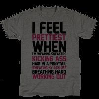 I Feel Prettiest When