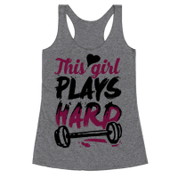 This Girl Plays Hard (Lifting)