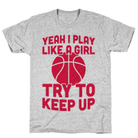 Yeah I Play Like A Girl