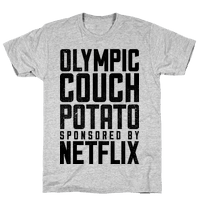 Olympic Couch Potato