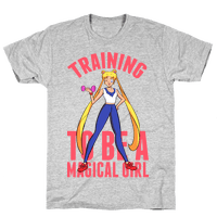Training To Be A Magical Girl