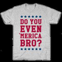 Do You Even 'Merica Bro?