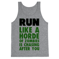 Run Like a Horde of Zombies are Chasing You