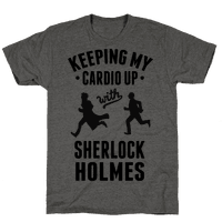 Keeping My Cardio Up With Sherlock Holmes