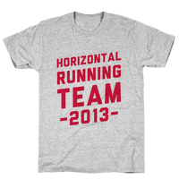 Horizontal Running Team