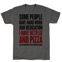 Netflix And Pizza