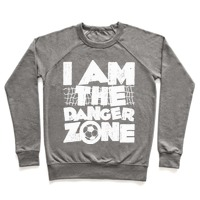 I AM The Danger Zone T-Shirt | Activate Apparel