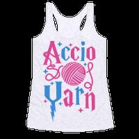 Accio Yarn Racerback