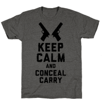 Keep Calm and Conceal Carry (Political)