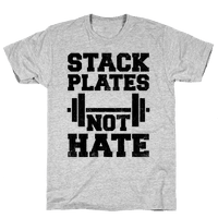 Stack Plates Not Hate
