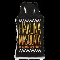 Hakuna Masquata Racerback