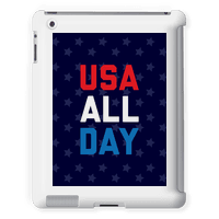 USA All Day Tabletcase
