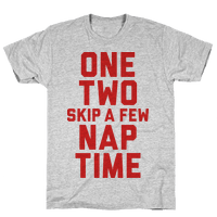 One, Two, Skip A Few, Nap Time