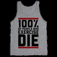 100% Die