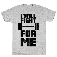 I Will Fight For Me (Vintage)