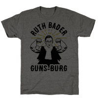 Ruth Bader Guns-Burg