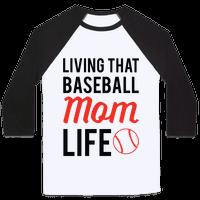 Living That Baseball Mom Life Baseball