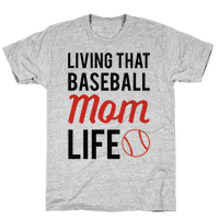Living That Baseball Mom Life
