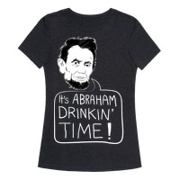 6ee8c62420e17 It s Abraham Drinkin Time Tank Top