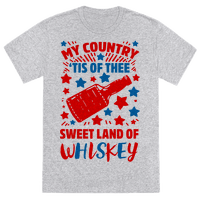 My Country 'Tis of Thee, Sweet Land of Whiskey