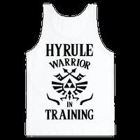 Hyrule Warrior In Training Tank