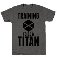 Training To Be A Titan