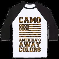 America's Away Colors
