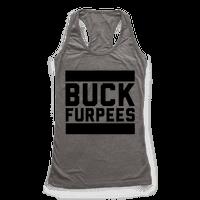 Buck Furpees Racerback