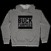 Buck Furpees Hoodie