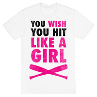 You Wish You Hit Like A Girl