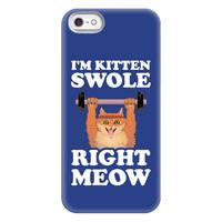 I'm Kitten Swole Right Meow