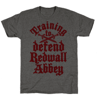 Training To Defend Redwall Abbey
