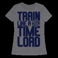 Train Like A Time Lord