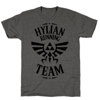 Hylian Running Team Tee