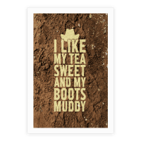 Sweet Tea and Muddy Boots