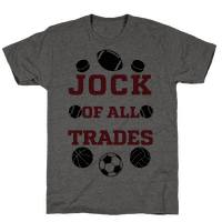 Jock Of all Trade Tee