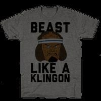 Beast Like a Klingon
