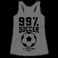 99 Percent Soccer