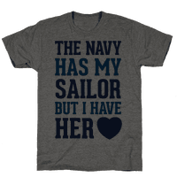 The Navy Has My Sailor But I Have Her Heart