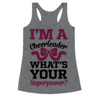 I'm A Cheerleader, What's Your Superpower?