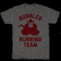 Bubbles Running Team