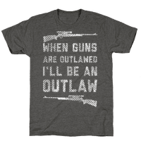 I'll Be an Outlaw (Political)