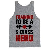 Training to be a S-Class Hero