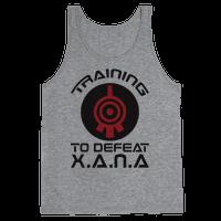 Training To Defeat XANA