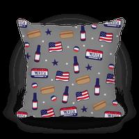 Americana Pattern (Gray)