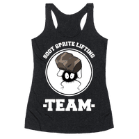 Soot Sprite Lifting Team Racerback